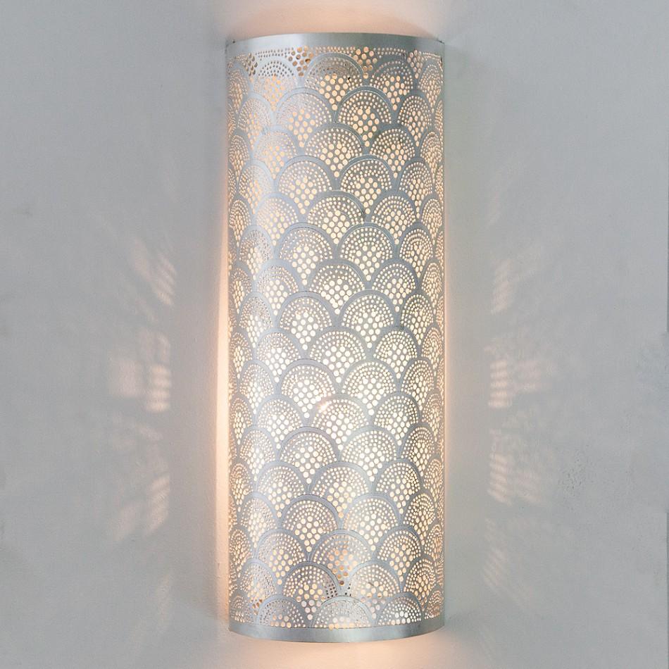 Cylinder Floor Fan : Wall lamp cylinder fan large maisonetlumiere